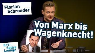Florian Schroeder erzählt die Geschichte der deutschen Linken