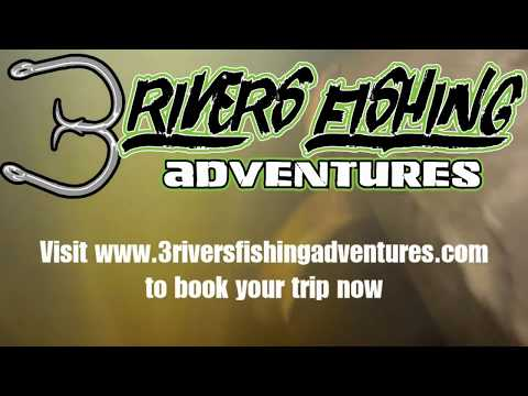 3 Rivers Fishing Adventures