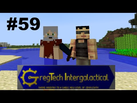 [Gregtech 6 LP] EP 59 crusher, shredder and oven