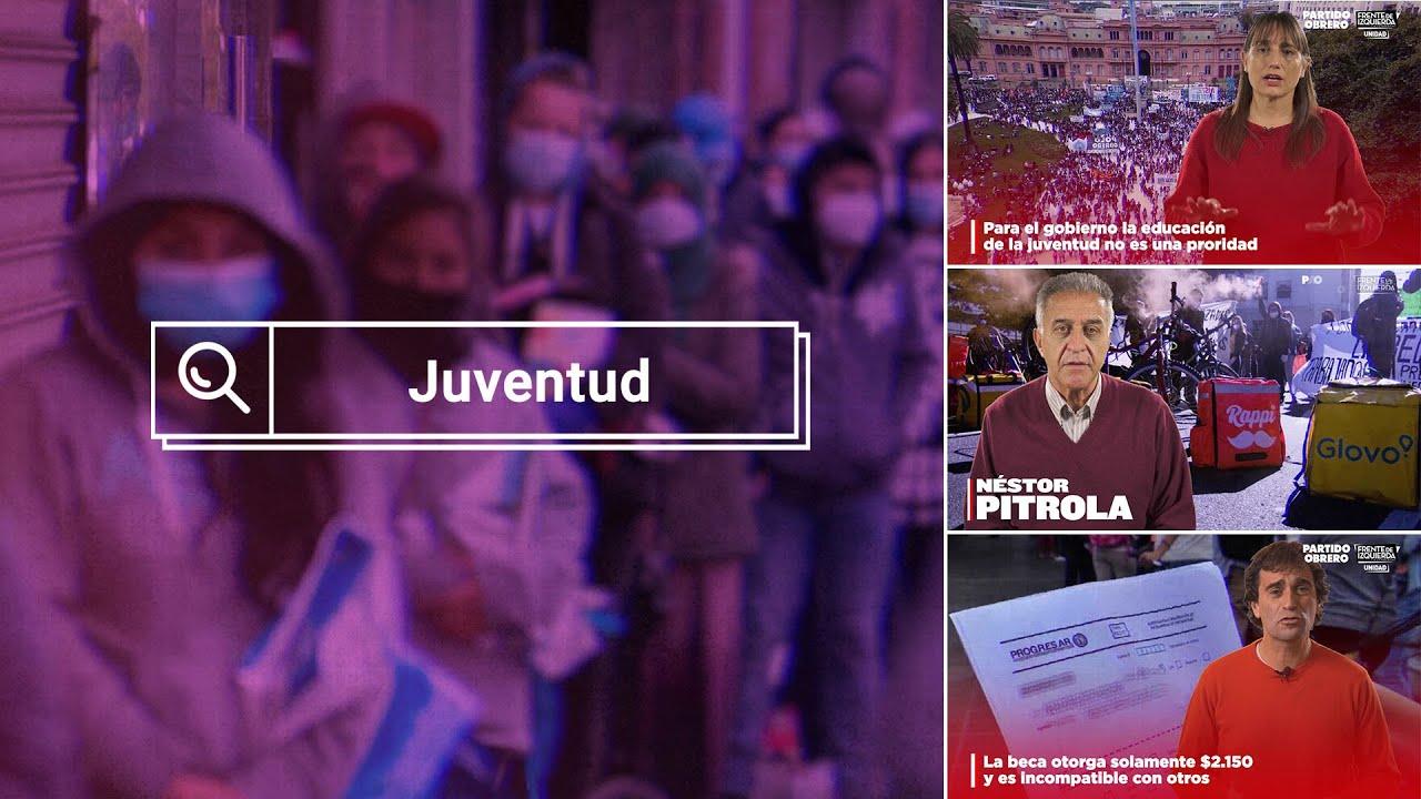 Juventud // Programa y propuestas del Partido Obrero en el Frente de Izquierda Unidad