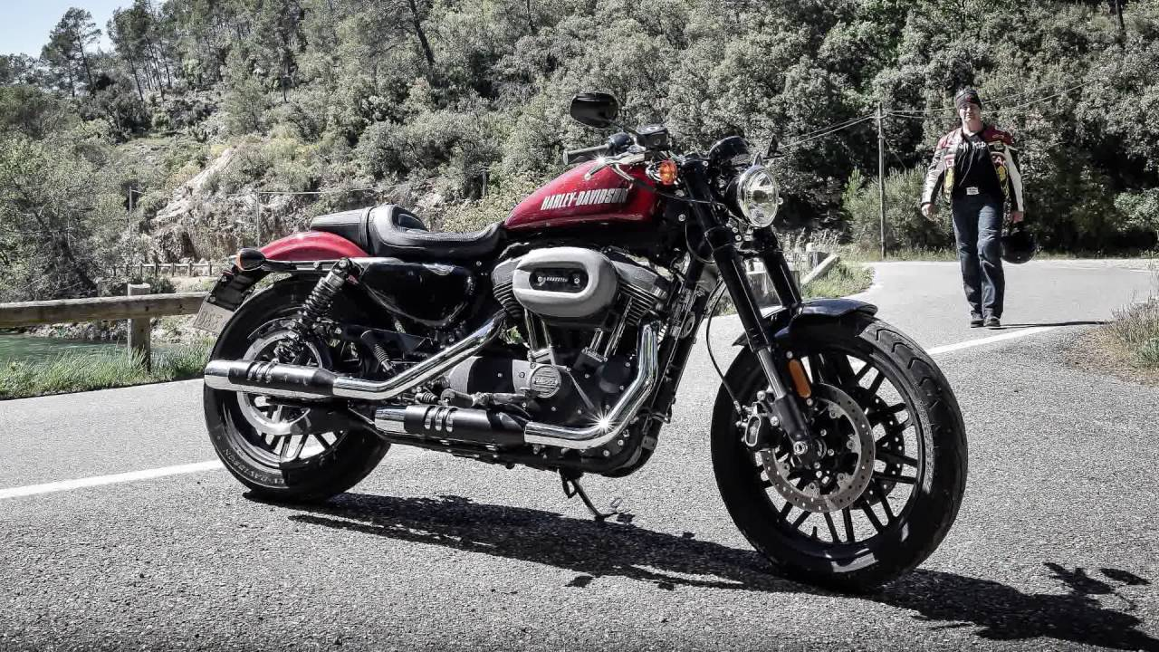 Harley Davidson Xll Review