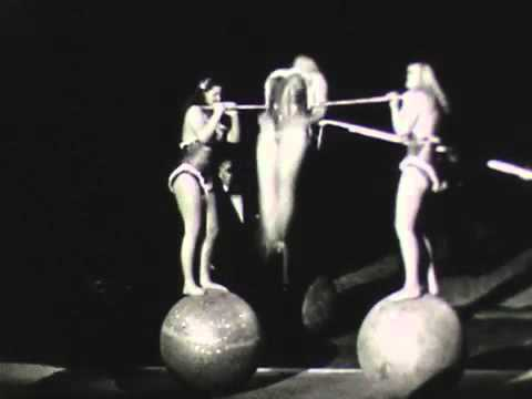 Cirque Knie 1953 Wunder der Circus Welt