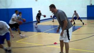 Evolution Basketball 10 Min Ballhandling