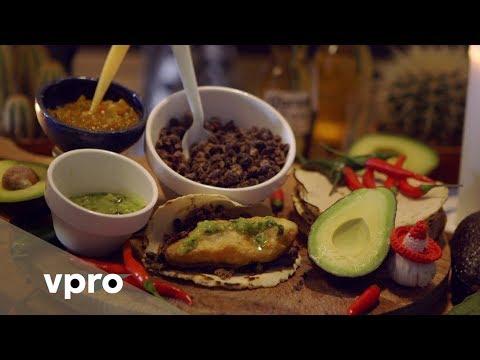 recept: taco's uit koken met van boven - youtube