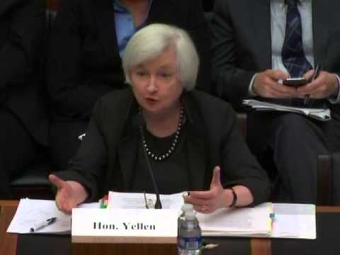 Rep. Schweikert Questions Fed Reserve Chair Janet Yellen