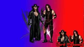 kane and the undertaker brothers of destruction theme song arena efects with ring announcer hd