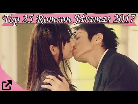 Top 25 Romantic Comedy Japanese Dramas 2017 (All The Time)