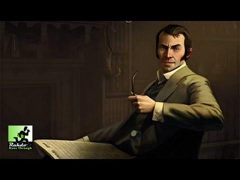 Sherlock Holmes Consulting Detective Gameplay Runthrough
