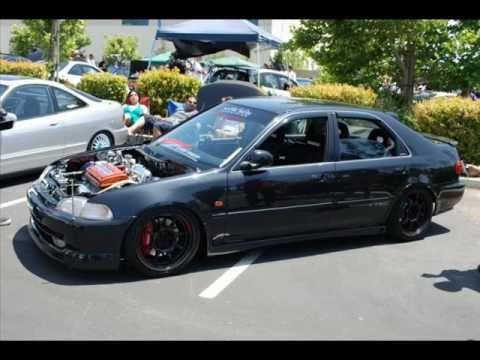 Honda Civic V Sedan Jdm Usdm Tribute Film Youtube