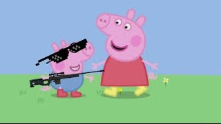 MLG Peppa Pig Eye Test