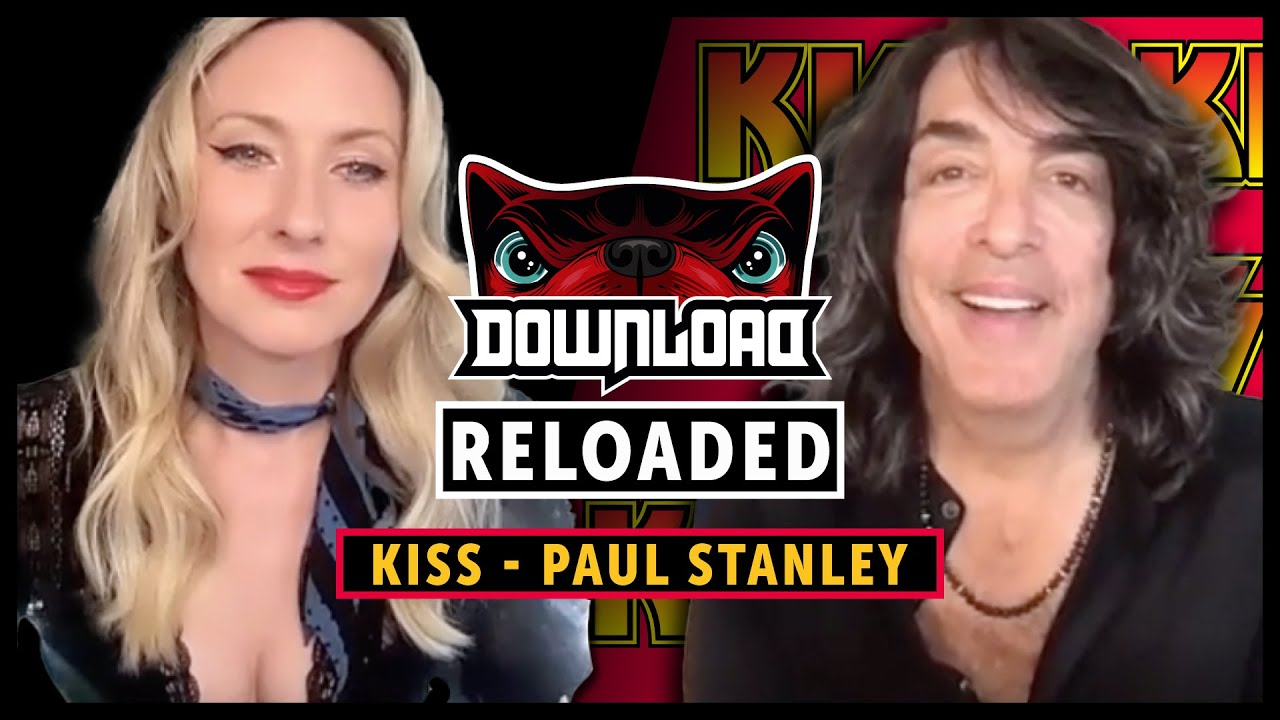 Download: RELOADED Interview - Paul Stanley KISS