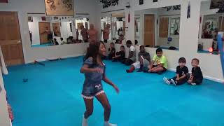 Kung Fu Kids - Fortnite Challenge - 4 Weapons