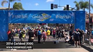 2014 Carlsbad 5000 Bernard Lagat Breaks American 5K Road Record
