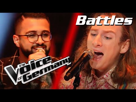 Khaled - Aïcha (Mohammed Alsharif vs. Mael & Jonas) | The Voice of Germany | Battles
