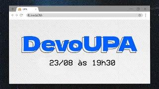 DevoUPA - 23/08/2021