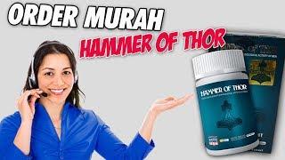 WA 082313111123 - Agen Obat Kuat Dan Tahan Lama Asli Hammer Of Thor Di Bandung Dan Sekitarnya