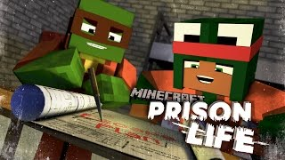Minecraft Prison Life - THE ESCAPE PLAN!? #6