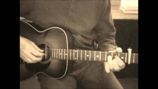Streets of Laredo – solo acoustic guitar