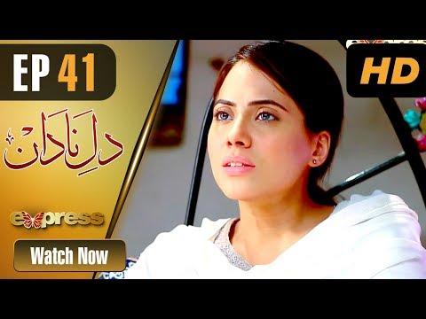 Dil E Nadaan - Episode 41 - Express Entertainment Dramas