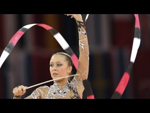 Rhythmic Worlds 2011 Montpellier - Clubs and Ribbon Finals - We are Gymnastics!