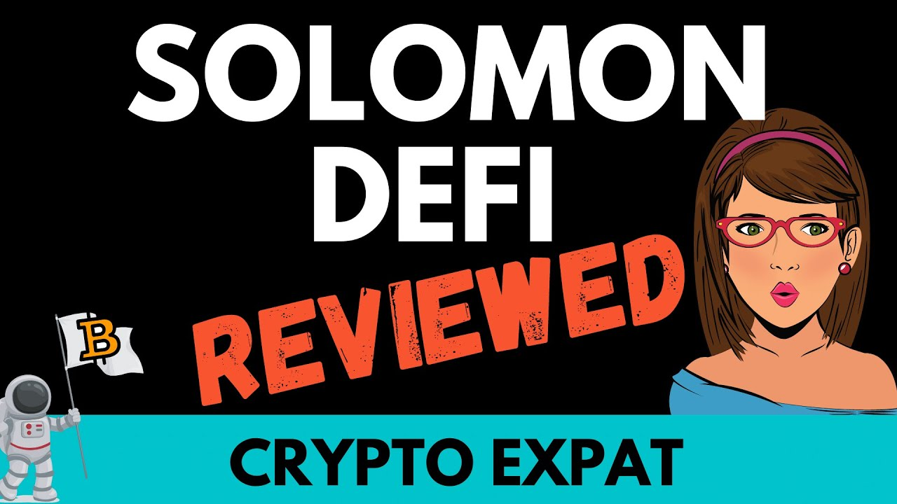 Solomon DeFi Reviewed, Currently on Uniswap Buy or Bust?? Risks & Benefits. DO NOT MISS!!!