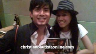 tell me your name Lyrics-Christian Bautista