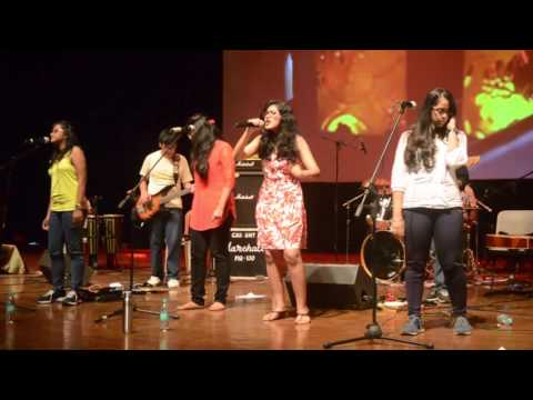 Jiya Jale- Berklee Version || Music Night Tarang