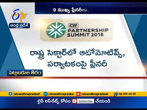 Vizag Getting Ready For CII Partnership Summit