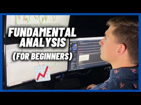 Mastering Fundamental Analysis in Forex: The Ultimate Guide! | Free Forex Course