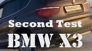 Секонд тест : BMW X3 (f25) | Главная Дорога 25 марта 2017 | 25.03.2017