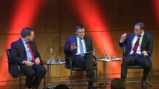 Körber Debate: Cyber-Krieg mit China?