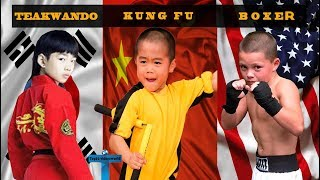 10 Real Life Martial Artist Kids Age is Just A Number for Them - Best Teen Martial Artist