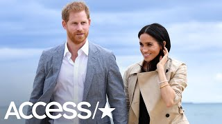 Was Prince Harry Dating A Model When He Met Meghan Markle?! | Access