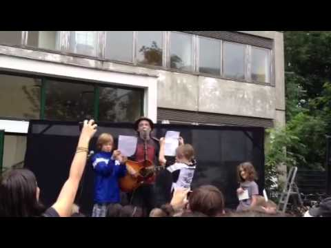 announcement new name for Berlin kids international school