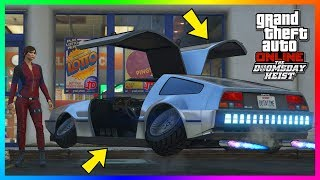 30 NEW SECRET Features, Hidden Details & Insane Things You Don't Know In GTA Online Doomsday Heist!
