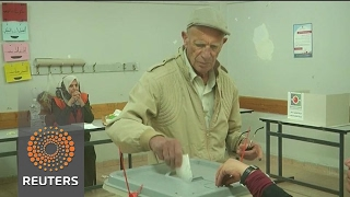 Palestinians hold local elections in West Bank - but not Gaza