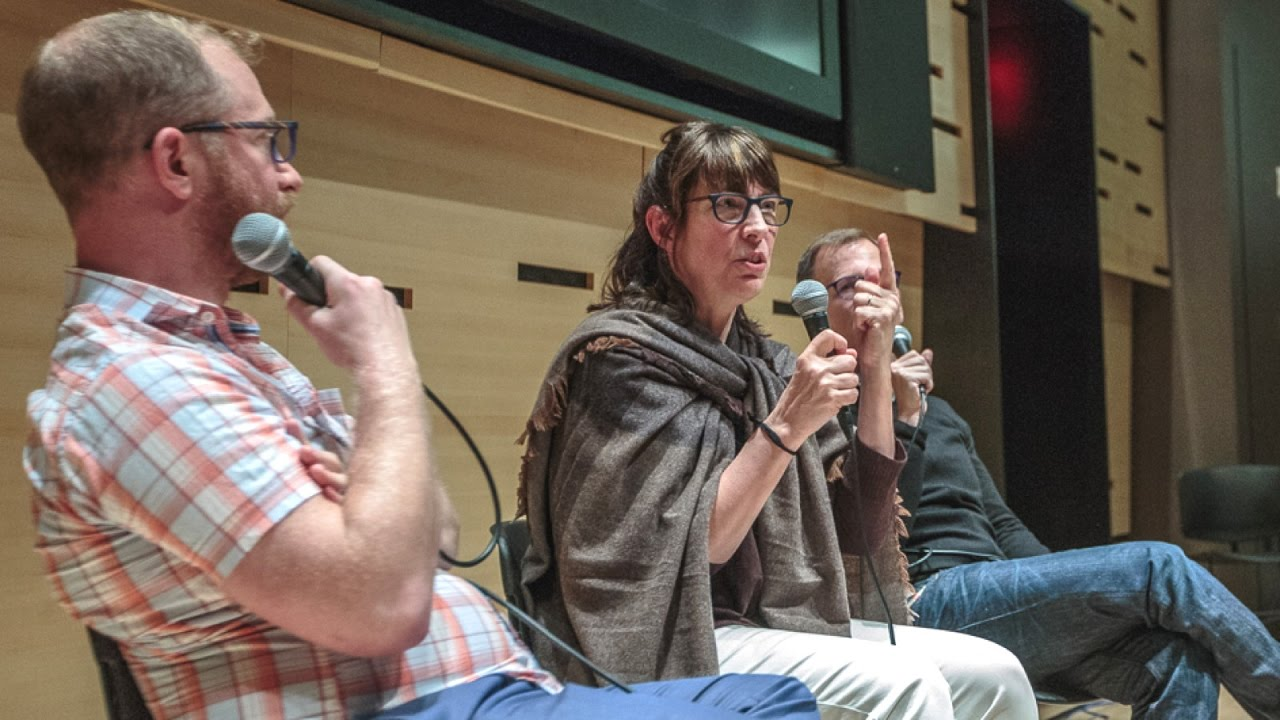 NYFF Live: Casting Panel | NYFF54