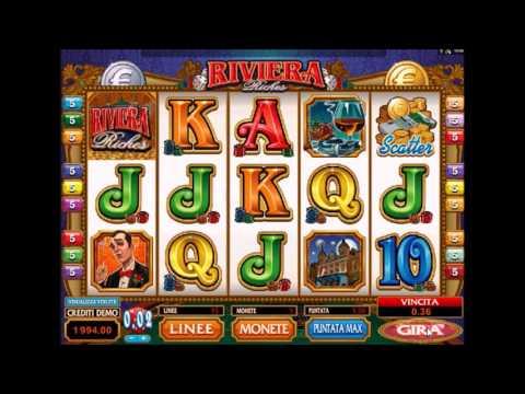 Slot Online Riviera Riches - Casinoslotgratis.it