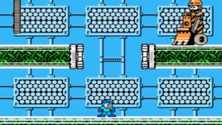 Mega Man 3 (NES) Playthrough - Part 01: Top Man
