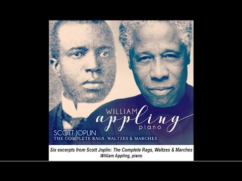 six-excerpts-from-scott-joplin:-the-complete-rags,-waltzes-&-marches---william-appling,-piano