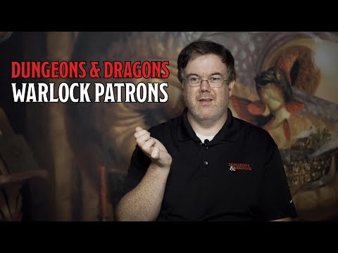 The Warlock's Relationship To Their Patrons In Dungeons & Dragons