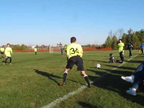 Club Ohio Tournament CO vs CISA