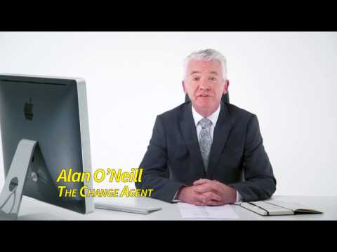 Alan O'Neill  The Change Agent
