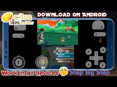 How To Download Citra 3ds Emulator For Android Full HD