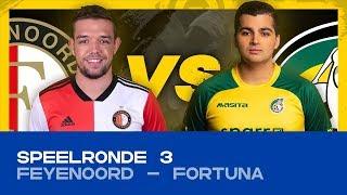 EDIVISIE | Speelronde 3: Feyenoord - Fortuna Sittard
