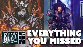 BlizzCon 2015: Everything You Missed - The Know