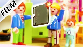 Playmobil Film Deutsch - Gedächtnisverlust bei Hannah! Das zickige Mädchen! Familie Vogel