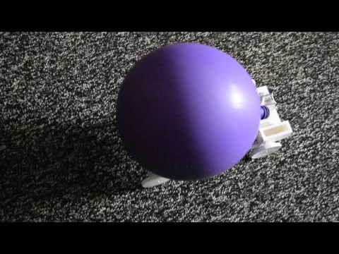 Paper vehicle prototype with V8 paper engine
