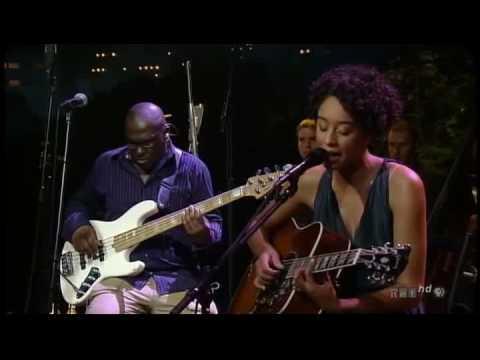 Corinne Bailey Rae - Like A Star - Live October 2006
