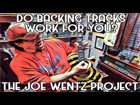Do Backing Tracks Work For You?